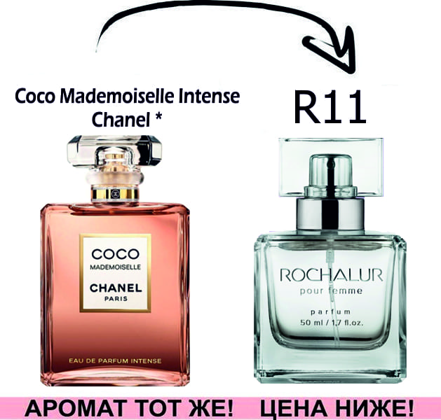 RA18 Coco Mademoiselle - Chanel*